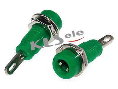 KLS1-BAJ-001    2mm Banana Audio Jack