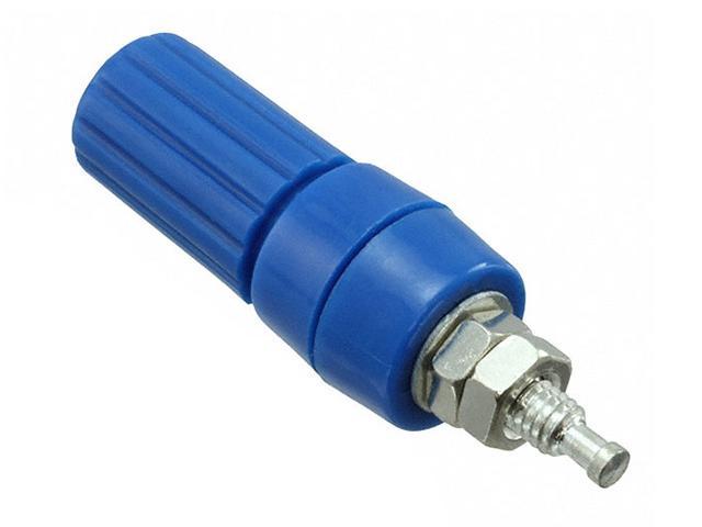 KLS1-BIP-001  M8x45mm;Binding Post Connector,Nickel Plated