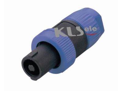 KLS1-SL-4P-04    Audio Loudspeaker Connector 4 Pole