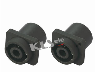 KLS1-SL-4P-08    Audio Speaker Connector 4 Pole