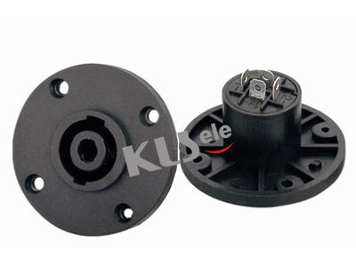 KLS1-SL-4P-09    Audio Speaker Connector 4 Pole