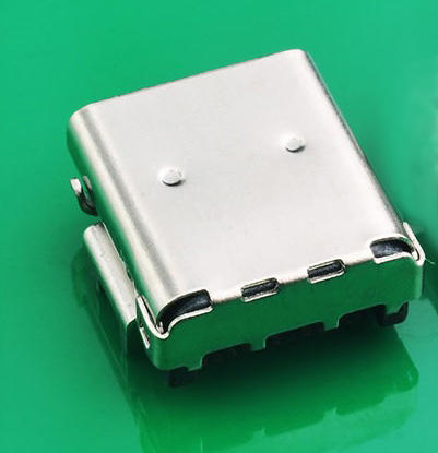 KLS1-5401 24P SMD L=8.45mm USB 3.1 type C connector female socket