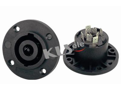 KLS1-SL-8P-02   Audio  Speaker Connector 8 Pole