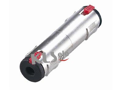 KLS1-PTA-04  XLR Adaptor Video adaptor connectors