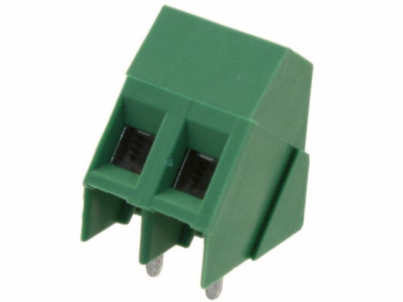 KLS2-103-5.00 Screw CONN TERM Block 5.00mm