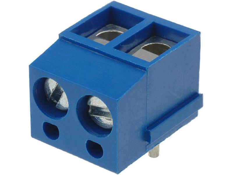KLS2-300R-5.00 PCB Terminal block 5.0mm Pitch