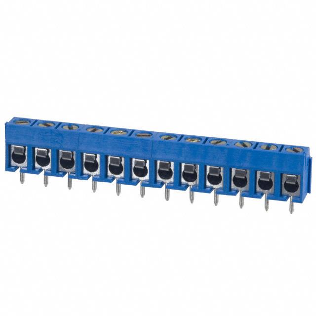 KLS2-301-5.00 PCB Terminal block 5.0mm Pitch