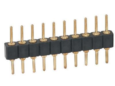 KLS1-209XC Pitch 1.27mm ic swiss pin header dip 180