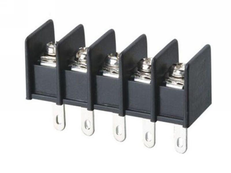 KLS2-25C-7.62 Pitch 7.62mm without Mount Hole Barrier Terminal Blocks