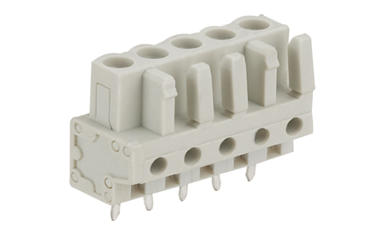 KLS2-MKPCS-5.00 MCS 5.00mm female connector with spring-cage clamp