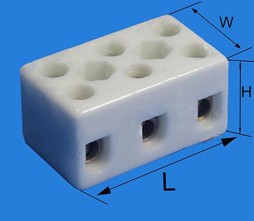 KLS2-CTB8 Ceramic terminal blocks
