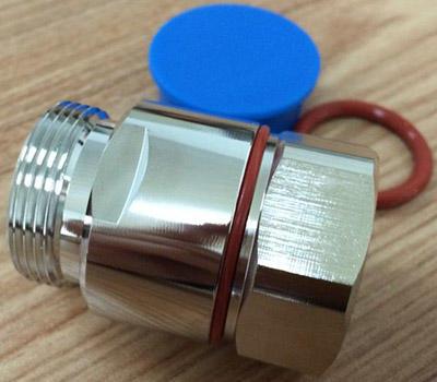 KLS1-DINM-78L/KLS1-DINF-78L RF Coaxial Connectors