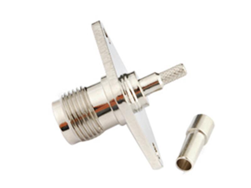 KLS1-TNC035 TNC Connector FOR RG174