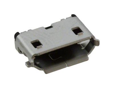 KLS1-236 CONN RCPT 5POS MICRO USB SMD