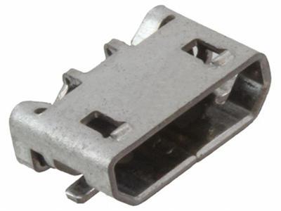 KLS1-4241 CONN RCPT 5POS MICRO USB SMD